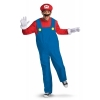 Super Mario Brothers Mario Adult Costume